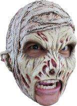 """""""Angstaanjagend mummiemasker voor volwassenen Halloween - Verkleedmasker - One size"""""""