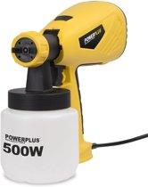 Powerplus POWX354 Verfpistool - 500 W