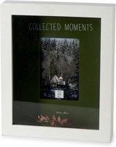 Rivièra Maison - Collected Moments Photo Frame 10x15 - Fotolijst - Wit - Hout; Glas