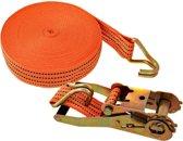 ONEX OX-313 Spanband - 50 mm 5 ton 18 meter - oranje