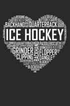 Ice Hockey Heart
