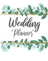 Wedding Planner - Plan the Perfect Wedding - Checklists, Budget Planning Worksheet, Timeline, Seating Chart