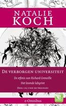 De verborgen universiteit 2 + 3 - De erfenis van Richard Grenville; Het levende labyrint
