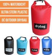 Drybag.store - waterdichte tas - 10l rood