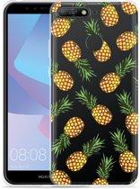 Huawei Y6 2018 Hoesje Ananas