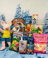Kerstpakket speelgoed - kind - kinderen - Donald Duck handpop kinderservies set