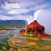 Nevada, Wild & Scenic 2018 Wall Calendar