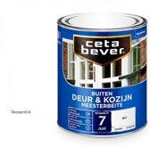 Cetabever Dekkend Meesterbeits Deur & Kozijn 300 Wit 750Ml