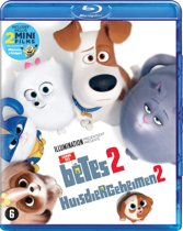 DVD cover van The Secret Life of Pets 2 - Blu-ray