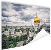 Kremlin van Moskou Poster 60x40 cm - Foto print op Poster (wanddecoratie)