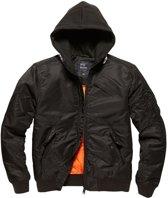 Vintage Industries Westend jacket black