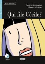 Lire et s'entrainer A2: Qui file Cécile Livre + cd audio