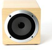 Omega OG60W Mono portable speaker 5W Bruin, Hout draagbare luidspreker