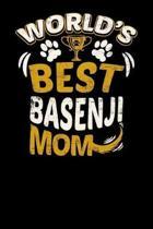 World's Best Basenji Mom