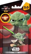 Infinity 3 EU LU Yoda Figure