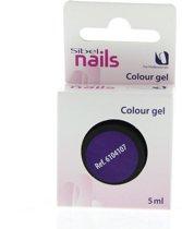 Uv Kleur Gel Voor Nagels 5ml Dark Purple