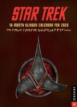 Star Trek 16-Month Klingon Engagement Calendar for 2020