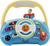 Fisher-Price Leerplezier Puppy's Meegroeispeelgoed Chauffeur - Speelgoedstuur
