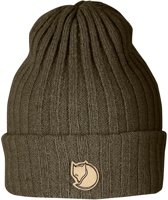 Fjallraven Byron Hat Muts - Dark Olive