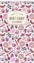 Blond Amsterdam Verjaardagskalender - Pink Stuff