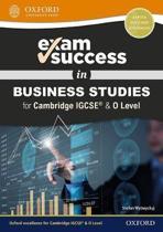 Exam Success in Business Studies for Cambridge IGCSE (R) & O Level