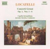 Locatelli: Conc. Gr. Op.1,1-6