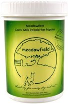 Meadowfield Geitenmelkpoeder - Melkvervanging voor Pup - 450 gr