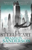 Omslag van 'Steelheart'