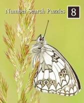 Number Search Puzzles 8