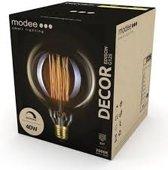 Modee Kooldraadlamp Globe G125 E27 40W 2000K Extra Warm Wit