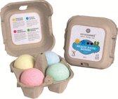 Aromaesti Beach Bruisballen - 4 stuks in eierdoosje