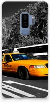 Samsung Galaxy S9 Plus Hardcase Hoesje Design New York Taxi