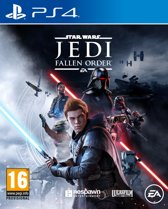 Cover van de game Star Wars Jedi: Fallen Order - PS4