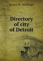 Directory of City of Detroit