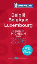 Michelin Guide Belgium Luxembourg (Belgique Luxembourg)