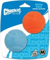 Chuckit Fetch Ball Medium 2-Pack