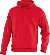 Jako - Hooded sweater Team Senior - rood - Maat XXL