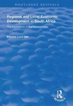 Regional and Local Economic Development in South Africa