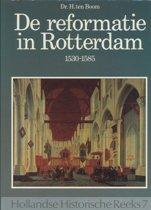 1530-1585 Reformatie in rotterdam