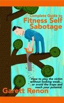 Omslag van 'The Self-Sabotage Guide'