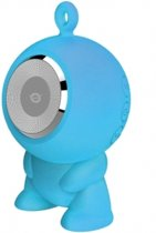 Conceptronic Wireless waterproof Bluetooth Speaker blauw