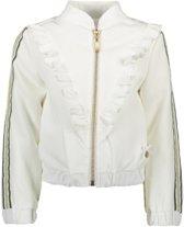 Le chic - meisjes jacket ruffle 116