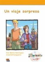 Lecturas Gominola niveles A2: Un viaje sorpresa libro + cd-audio
