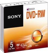 Sony DVD-RW 4.7GB 5x