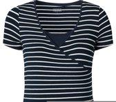 Noppies Zwangerschaps-T-shirt Lely YD - Dark Blue - XS