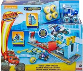 Fisher-Price - Nickelodeon - Blaze en de Monsterwielen - City Tune And Jump Playset