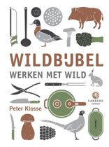 Boek cover Wildbijbel van Peter Klosse (Paperback)