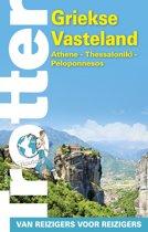Trotter - Trotter Griekse vasteland