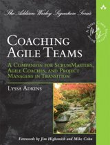 ADKINS:COACHING AGILE TEAMS _p1