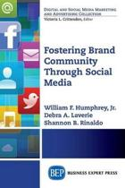 Fostering Brand Community Through Social Media